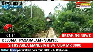 Download Video Arca Manusia Berumur 3000-4000 tahun di Belumai,  Kota Pagaralam, Sumatera Selatan MP3 3GP MP4