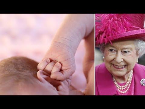 Елизавета II впервые прокомментировала рождение сына принца Гарри и Маркл: «Ждем…»