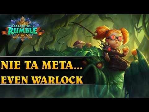 NIE TA META... - EVEN WARLOCK - Hearthstone Decks (Rastakhan's Rumble)