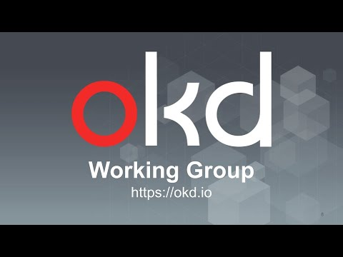 OKD4 On Azure |Josef Meier Of Rohde And Schwarz | OKD WG Briefing | March 2020