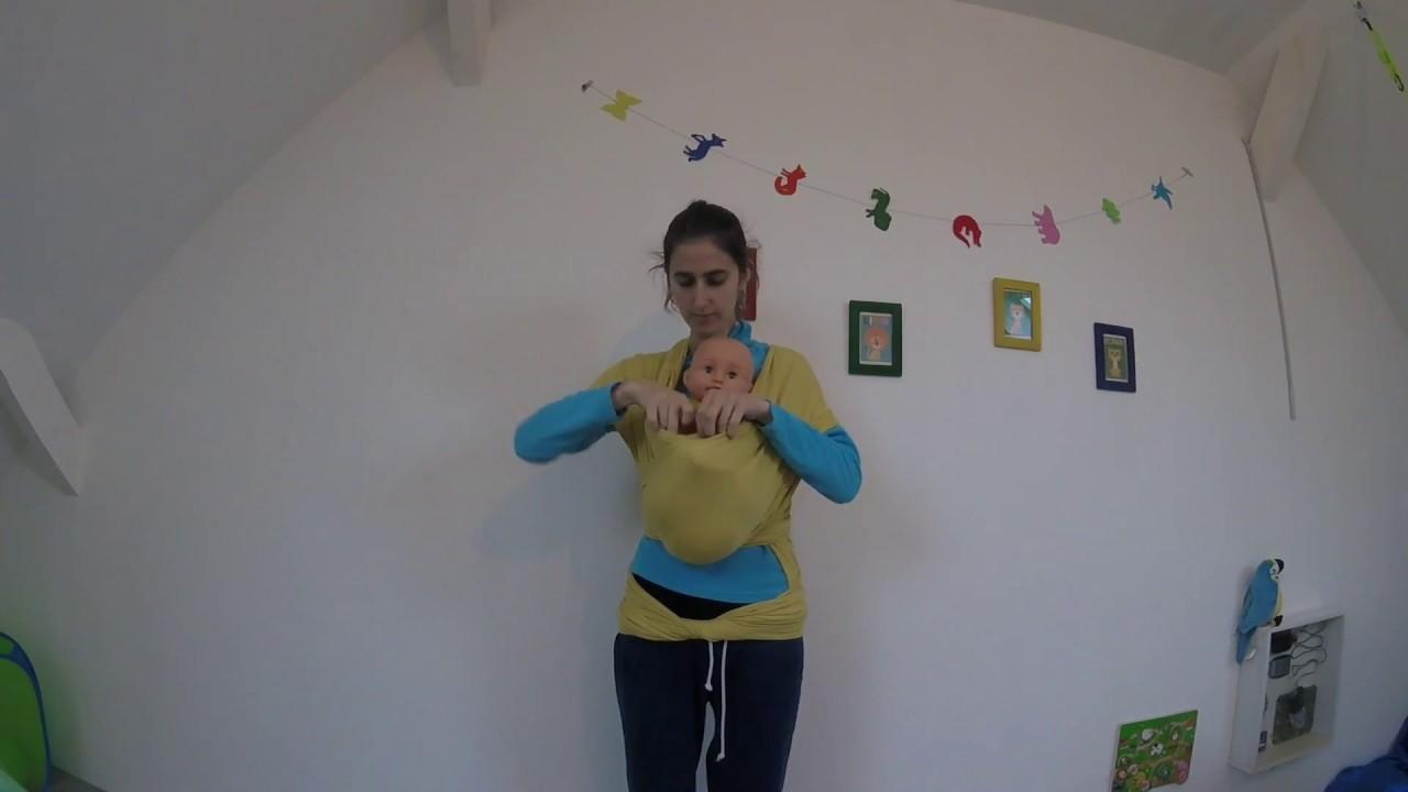 5f160b5268ee comment porter bébé face au monde en écharpe   le petit bouddha ...