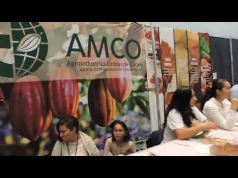 At AMCO in 2015 Expo Gourmet Show in Mexico City