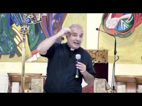 P Ángel Espinosa de los Monteros en San Pedro del Pinatar