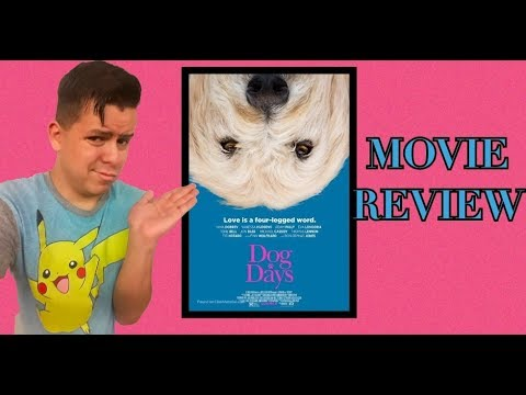 Download Dog Days (2018) Movie Review