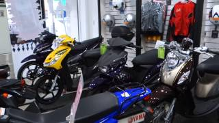 Yamaha Philippines new 2016 Motorcycles and Scooters