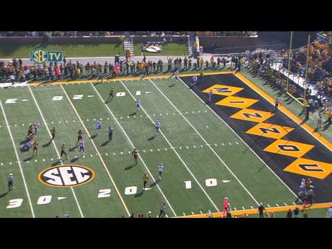 HIGHLIGHT: Mauk 20 yd TD to Bud Sasser