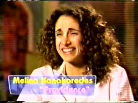 Melina Kanakaredes  Providence Bloopers