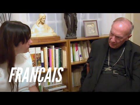 """Mgr André Léonard, invitation pour la """"Maranathon de prière"""""""