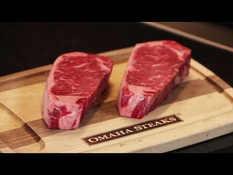 The Omaha Steaks Difference