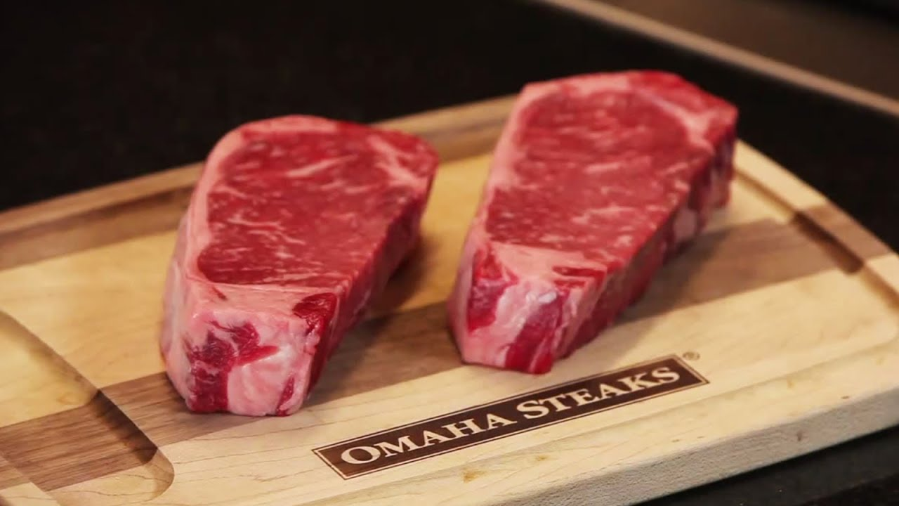 where do omaha steaks come from