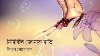 Niribili Jonak Raati নিৰিবিলি জোনাক ৰাতি । Jitul Sonowal
