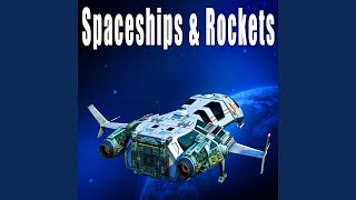 Spaceship in Flight Ambience with Low Constant Hollow Hum