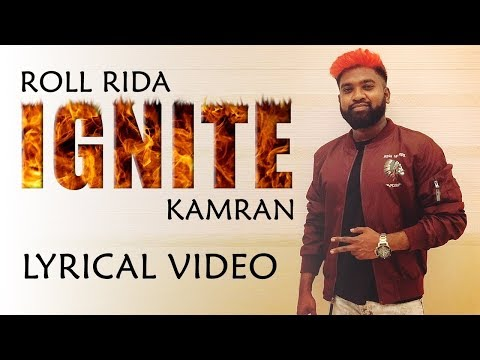 IGNITE | ROLL RIDA & KAMRAN | Telugu Rap Lyrical Music Video | 2018