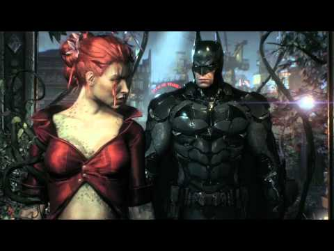Batman: Arkham Knight on PS4 Exclusive Gameplay Video - YouTube