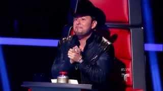 """Christo Escalante canta """"El Coco no"""" en La Voz Kids"""