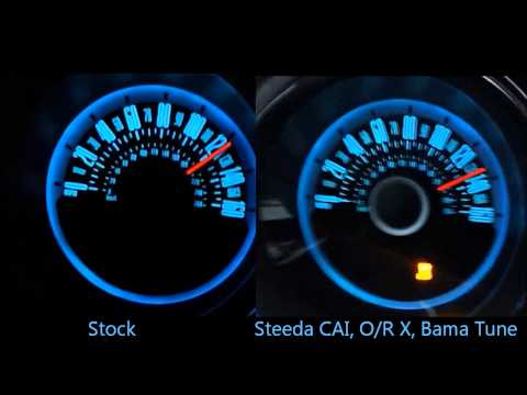 2013 Mustang GT Track Package Stock vs Modified High Speed Acceleration Test! | Performance Fanatic