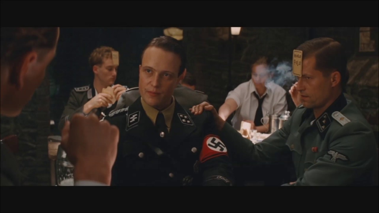 incongruent historical films inglourious basterds essay Action, drama, thriller in nazi-occupied france during world war ii, a group of jewish-american soldiers known as the basterds are chosen specifically to spread fear throughout the third reich by scalping and brutally killing nazis the basterds, lead by lt.