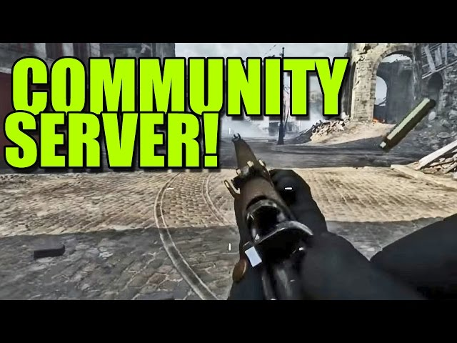 COMMUNITY SERVER ONLINE! - Battlefield 1 | Ranzratte1337