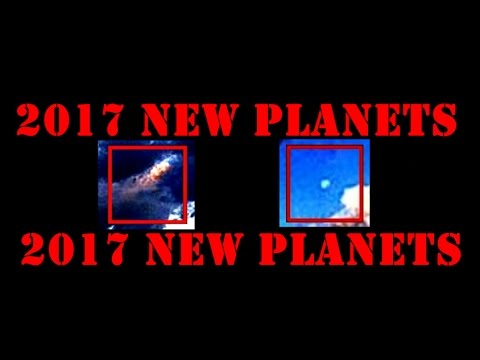 OUR SOLAR SYSTEM-NEW PLANETS-2017 REAL FOOTAGE - YouTube
