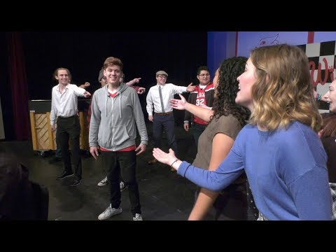 """Union Theatre Players Present """"High School Musical"""""""