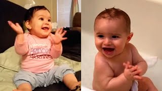 cute babies clapping videos    cute babies practicing clapping