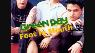 Green Day: Foot In Mouth FOD live