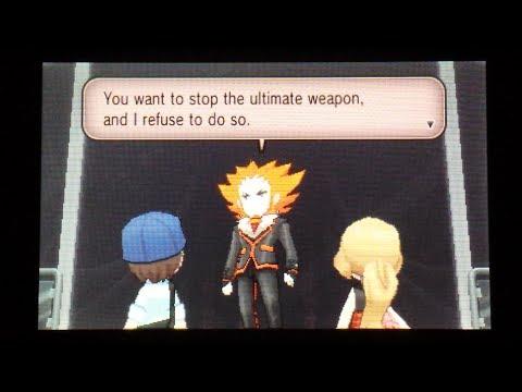 Let's Play Pokemon Y Nuzlocke:  Part 23 - Love Is An Open Door