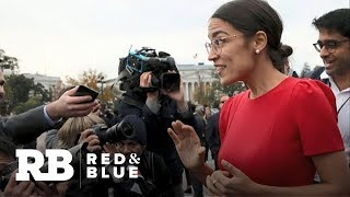 "Ocasio-Cortez, Markey expected to introduce ""Green New Deal"" in coming days"