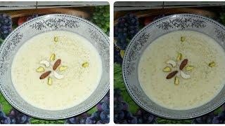 সাবুদানার পায়েস রেসিপি    Sabudana kheer Recipe    Payes recipe   স্পেশাল মজাদার পায়েস