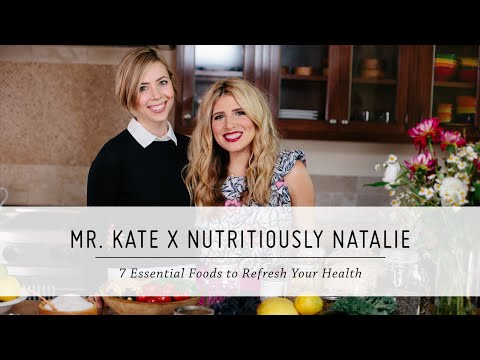7 Essential Foods to Refresh Your Health | Food and Wellness | Lifestyle | Mr Kate