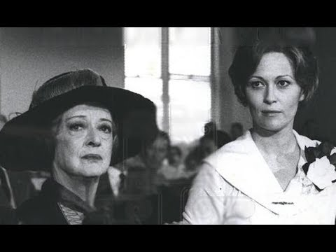 BETTE DAVIS on FAYE DUNAWAY — Diva on Diva