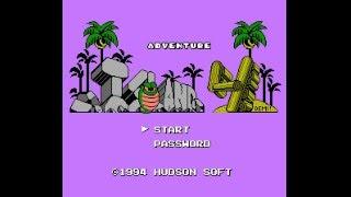 NES Longplay [605] Takahashi Meijin no Bouken Jima IV (Fan Translation)