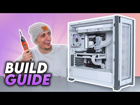 How To Build A PC – Step by Step (Full Build Guide)