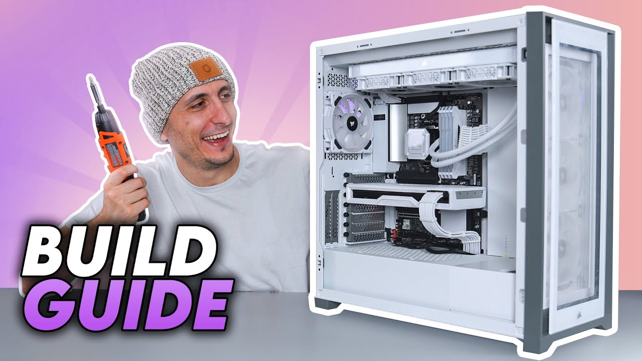 Download How To Build A PC - Step by Step (Full Build Guide)