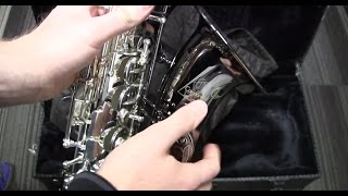 New CANNONBALL Alto SAXOPHONE!! - BriansThing