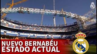 REAL MADRID: NUEVO SANTIAGO BERNABÉU: vídeo del REAL MADRID | Diario AS