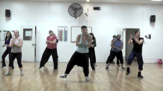 "SEAN KINGSTON - ""Fire Burning"" -  Choreography for Dance Fitness"