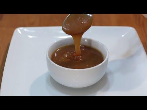 How to Make Caramel | Easy Homemade Caramel Sauce Recipe