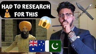 Kesari Trailer [REACTION] by AUSTRALIAN/PAKISTANI!! | REVIEW | Assad Armani