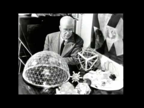Design Ecológico - Inventando o Futuro (trecho legendado sobre Buckminster Fuller)