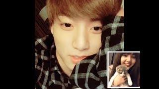 🌸Lizkook🌸 video call • Lisa (blackpink) & Jungkook (bts)