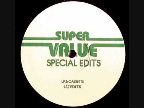 Super Value 11 Get Down, Ain't No Time To Sleep ( LTJ EDIT)