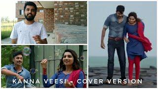 Kadhal Ondru Kanden - Kanna Veesi Video Song   Cover Version   Ahmed Meeran
