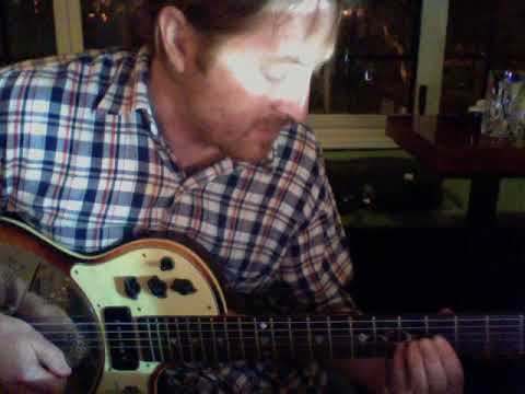 Old Friend - Allman Bros Intro Lesson Derek Trucks pt2
