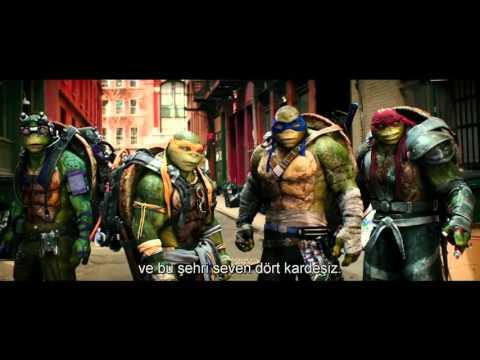 Ninja Kaplumbağalar: Gölgelerin İçinden - Türkçe Altyazılı Fragman