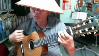 Đôi chân trần (Guitar) - Anhbaduy Guitar Cà Mau