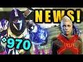 New POWER LEVEL CAP! - Thundercrash BUFF - Eververse NERF! | Season of Dawn