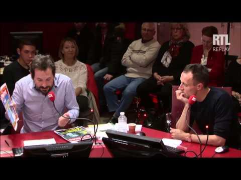 Stéphane Bern reçoit Clovis Cornillac et Mélanie Bernier dans A LA BONNE HEURE du 01-05-2015 part...