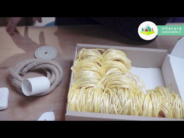Neta ¡Nueva vida a las cuerdas plásticas que arroja el mar!