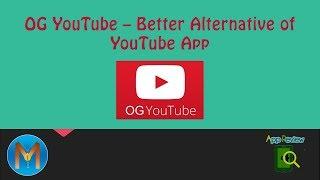 Og Youtube Invalid Parameters